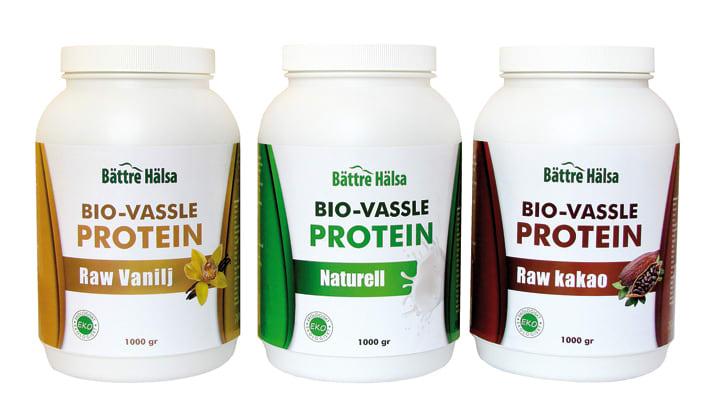 bättre hälsa protein