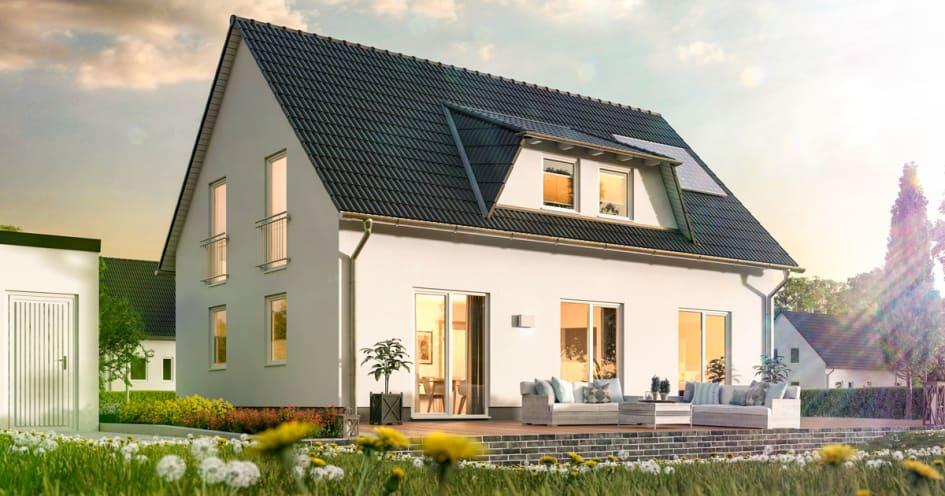 Bauen Und Wohnen In Kleinstädten Ist Im Trend Town Country Haus
