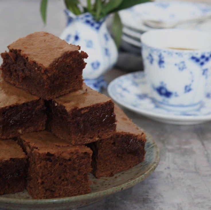 ea8d98583fb Brownie med kaffe – en chokoladedrøm!! - Moccamaster Nordic ApS
