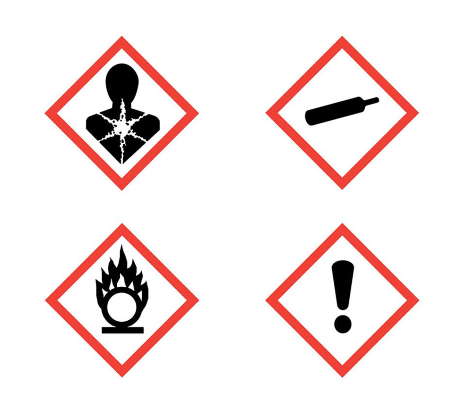 märkning av kemikalier