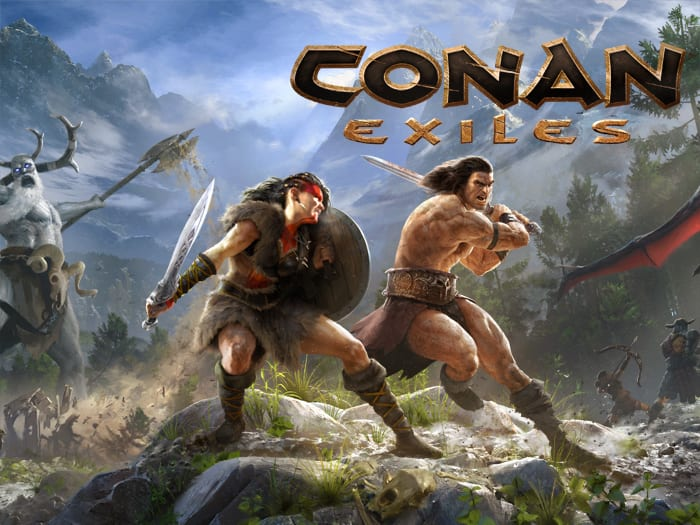 Play Conan Exiles for FREE on Steam this weekend! - Funcom