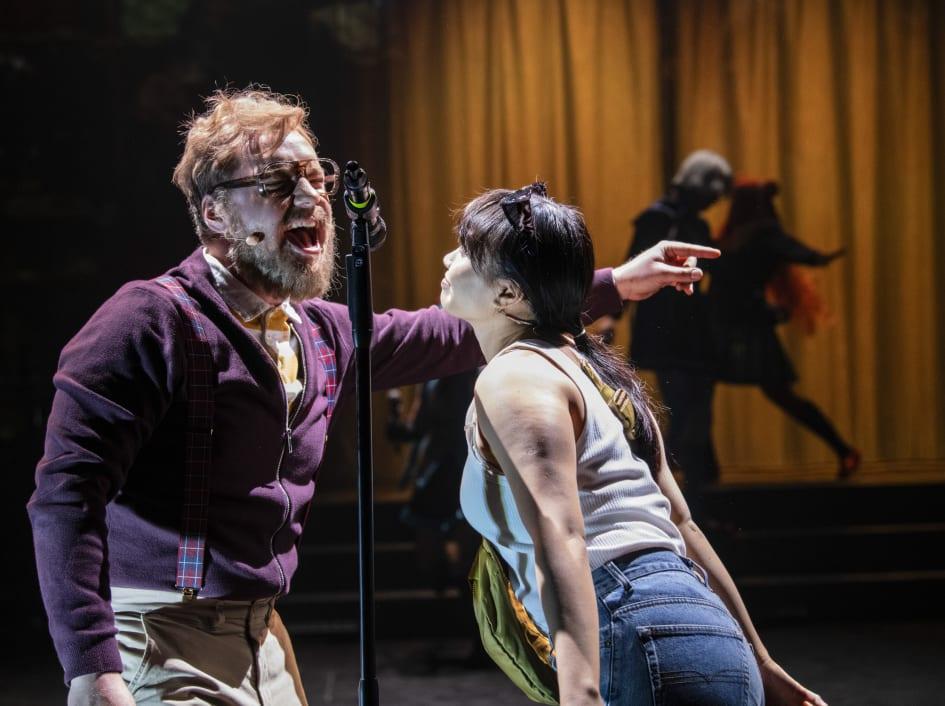 det norske teater lazarus