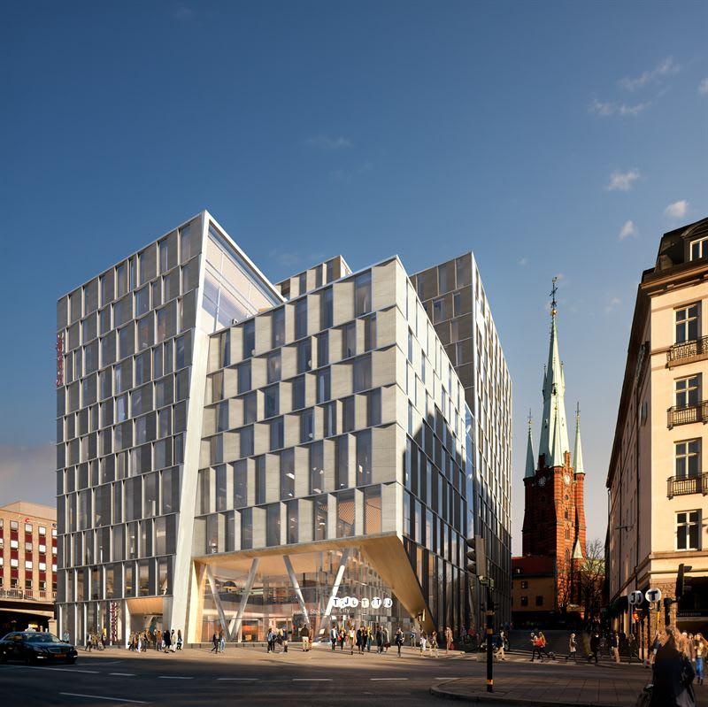 scandic drottninggatan stockholm