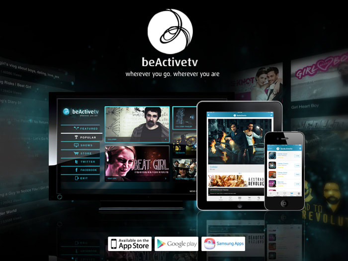 beActive launches beActive TV APP for Samsung devices - AppToPress
