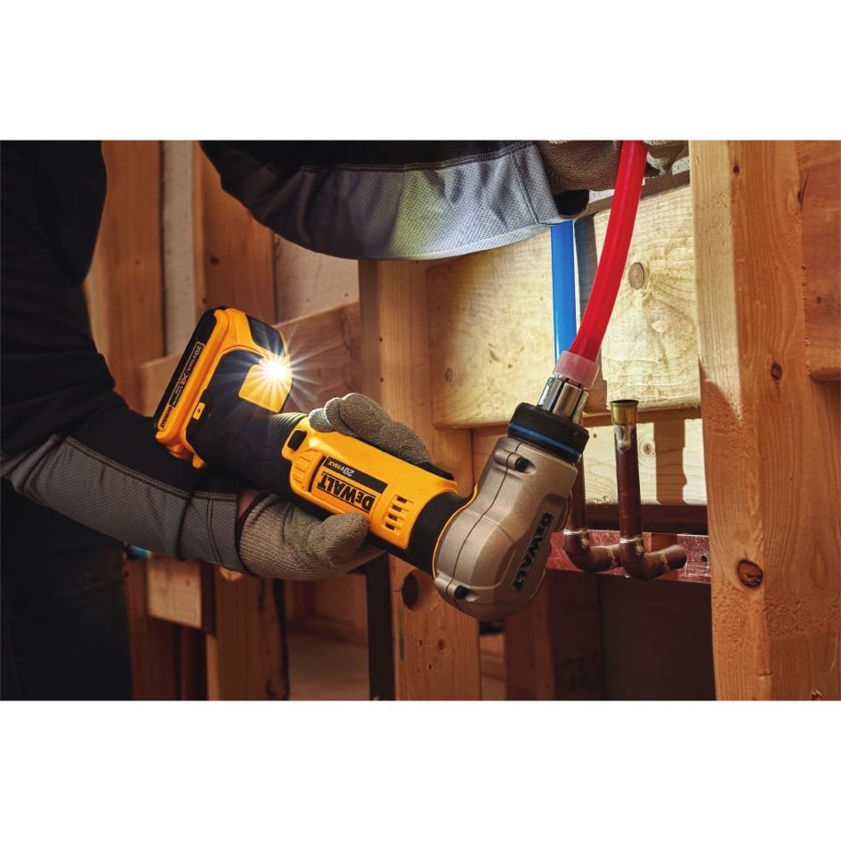 DEWALT® Announces New Mechanical and Plumbing Tools - DEWALT USA