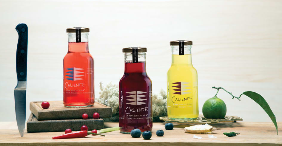 Caliente launches in the Netherlands - Caliente Beverages