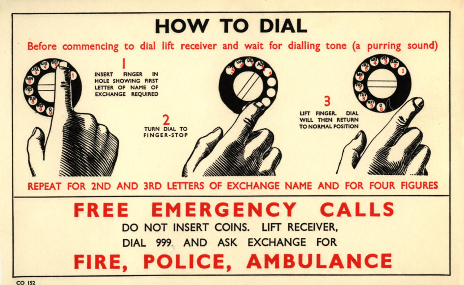 The 999 service is 80 years old today - BT Regions