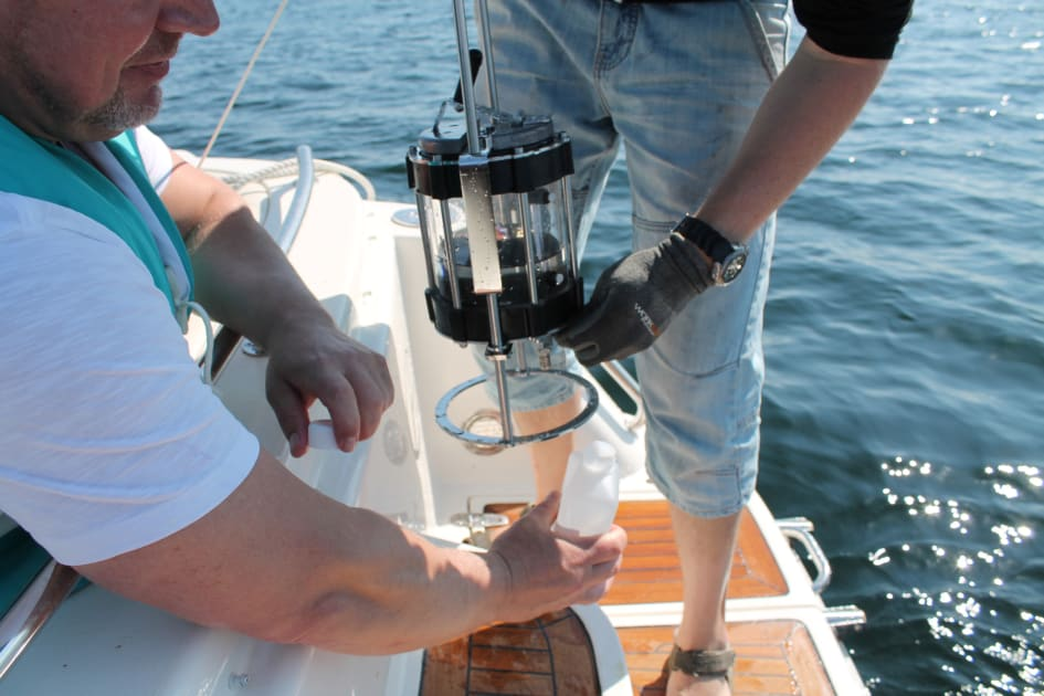havsvatten till dricksvatten