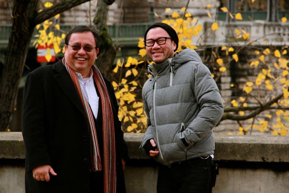 JAZZ LUMINARIES JEREMY MONTEIRO AND EUGENE PAO LAUNCH 'TO