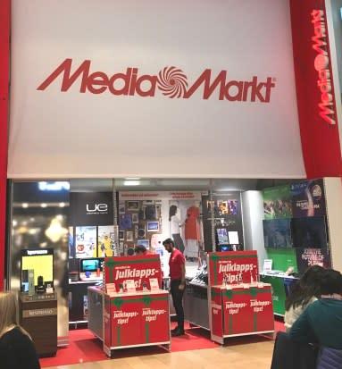 när öppnar media markt