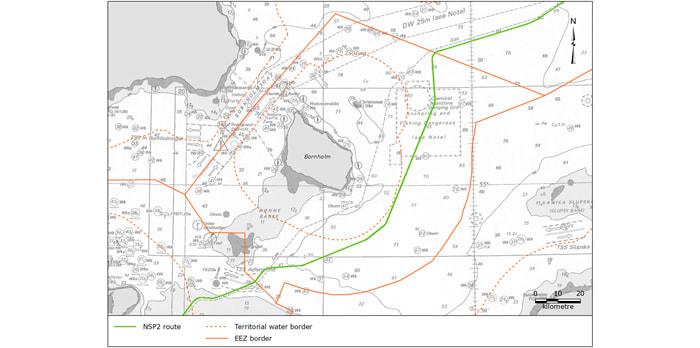 Energistyrelsen Giver Tilladelse Til Nord Stream 2 Projektet
