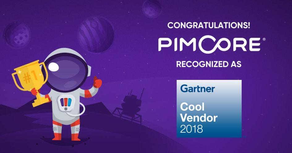 """Pimcore utses till """"Cool Vendor"""" av Gartner Ateles"""