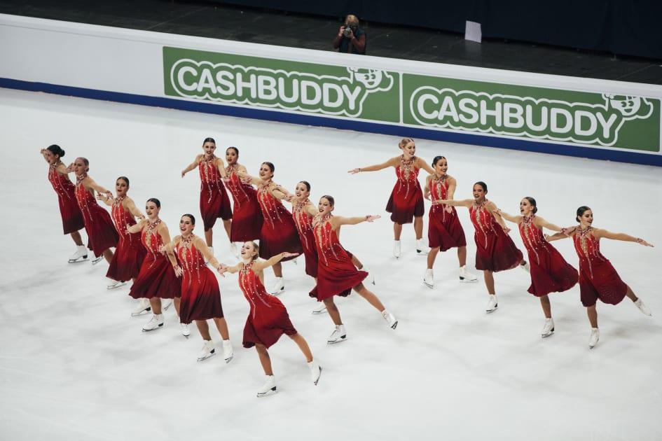 team på svenska