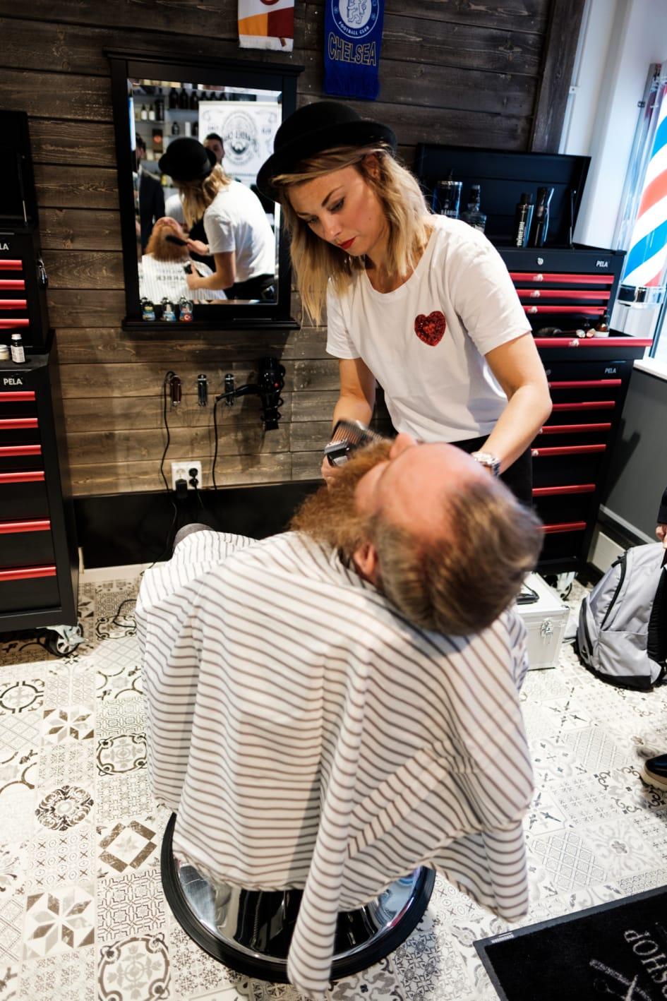 karma frisör borås