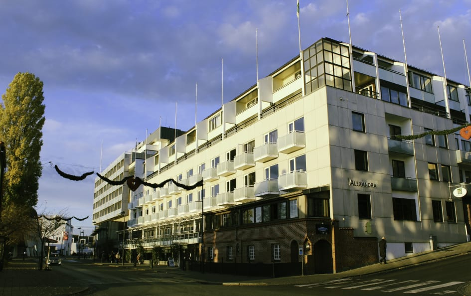 Gamle hotell vestlandet