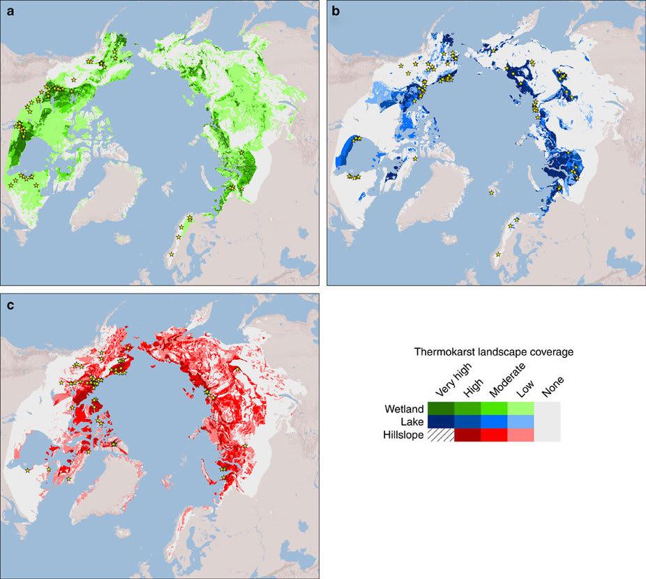 Karta Stockholms Universitet.Nya Kartor Gor Det Mojligt Forutspa Utslapp Av Vaxthusgaser Fran