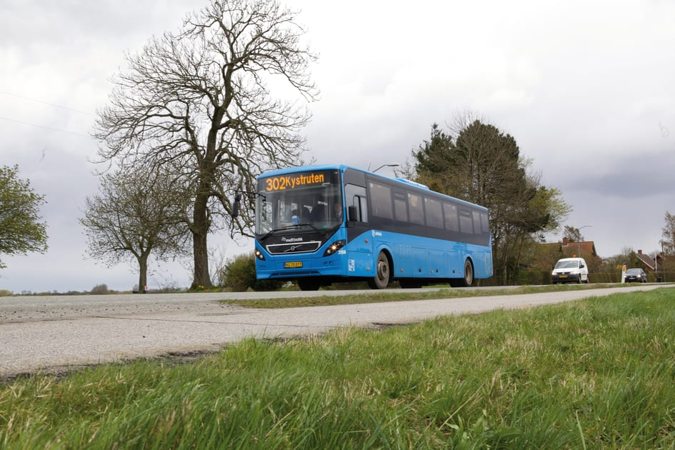 bus midtjylland
