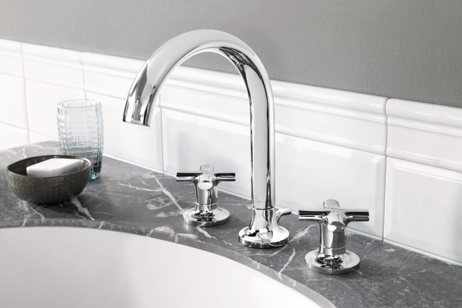 Stylish designs and trend-setting technology – high-quality taps ...
