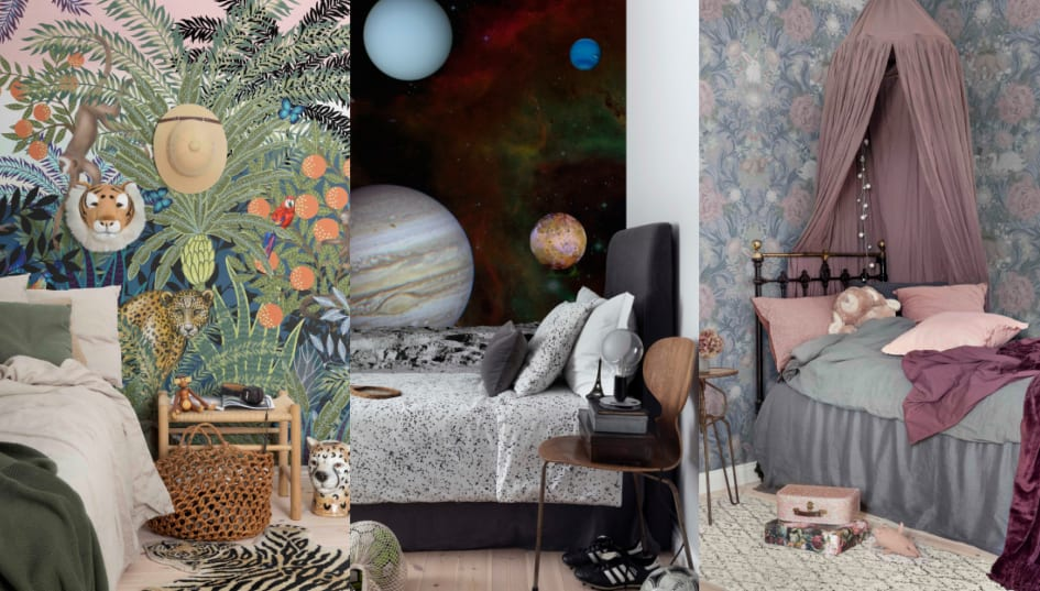 Mr Perswall launches Imaginarium. A diverse kids collection of wonderful, stimulating and unique wallpapers which allow each child to express their own ...