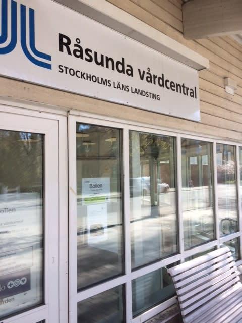 Vårdcentraler Testar Videomöten Stockholms Läns Sjukvårdsområde