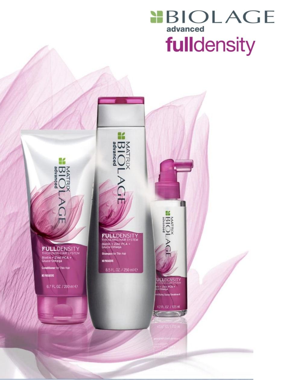 shampoo som ger tjockare hår