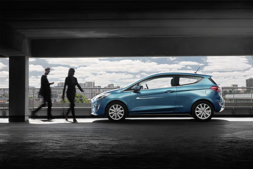 75c2972ba84 Oplev vinderen af Bil Magasinets stortest - ny Ford Fiesta til... - Ford  Motor Company