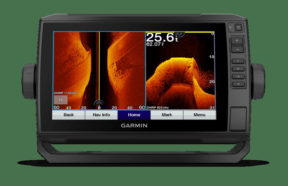 Golf Entfernungsmesser Garmin : Echolotbilder neu erleben garmin