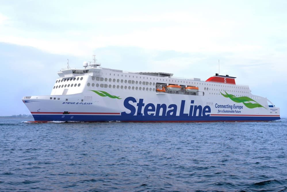 Stena Line's Liverpool – Belfast service in line for two new