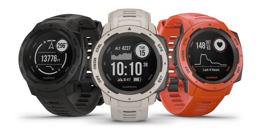 Garmin vivoactive gps smartwatch schwarz golf shop