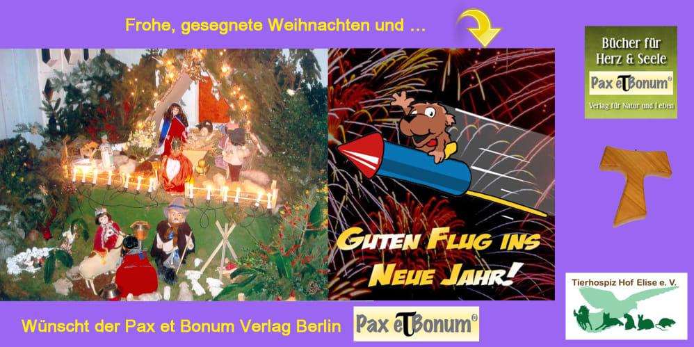 Jetzt fallen sie wieder vom Himmel wie Schneeflocken - Pax et Bonum ...