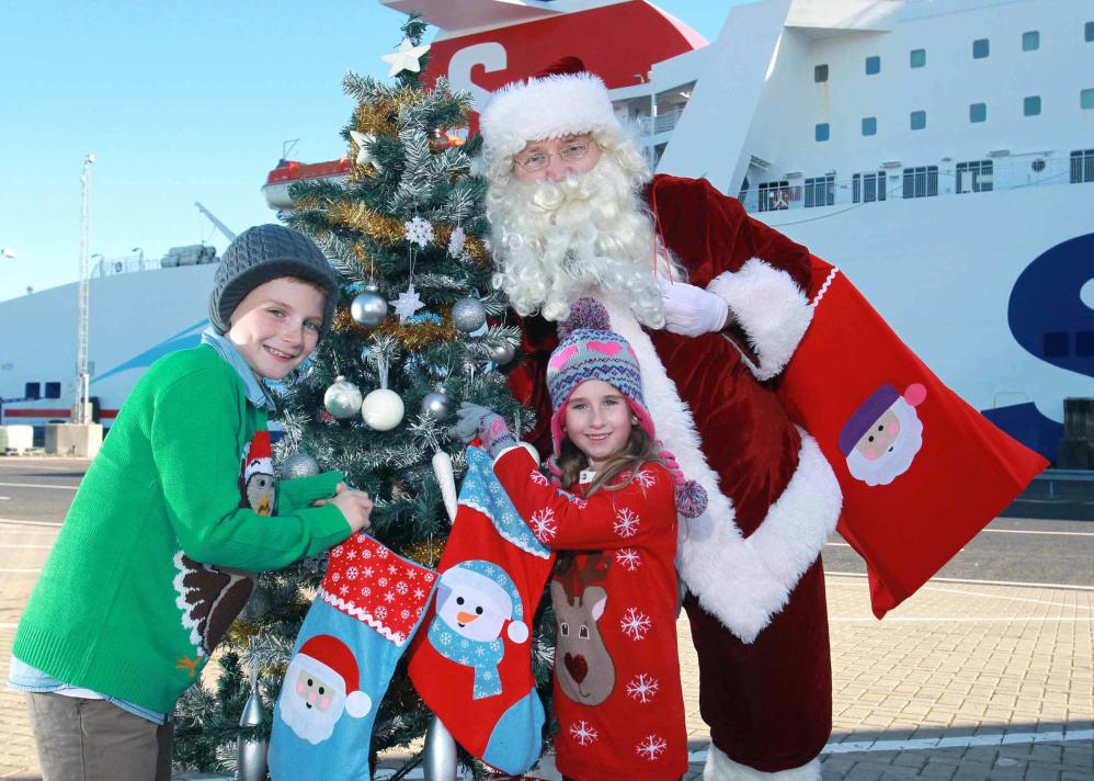 A Christmas Cruise.Enjoy A Ferry Tale Christmas Cruise With Stena Line Stena Line