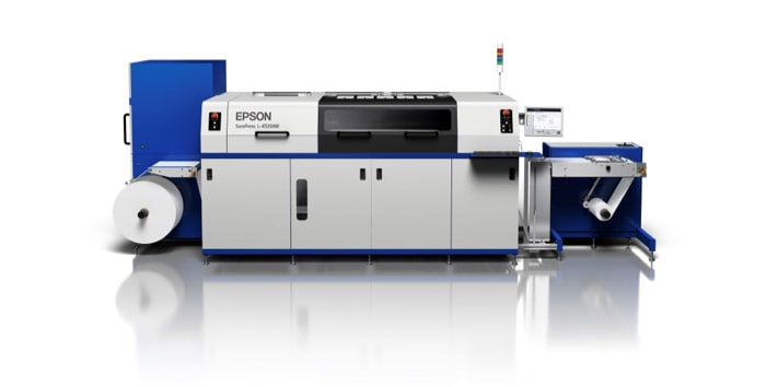Epson Commercial Label Printers Reach Milestone in Food