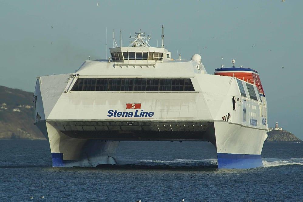 Ferry To Ireland From Holyhead >> Stena Explorer Makes Final Journey On Irish Sea Stena Line