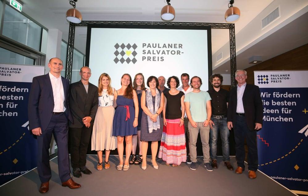 Vier Projekte Erhalten Den Paulaner Salvator Preis Paulaner