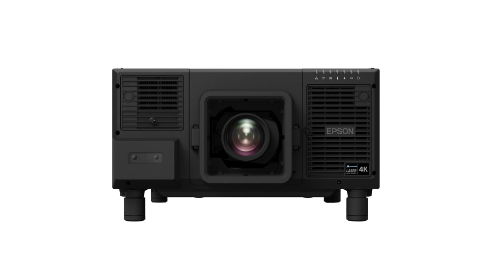 Epson Launches First 12,000 Lumen Native 4K 3LCD Laser Projector