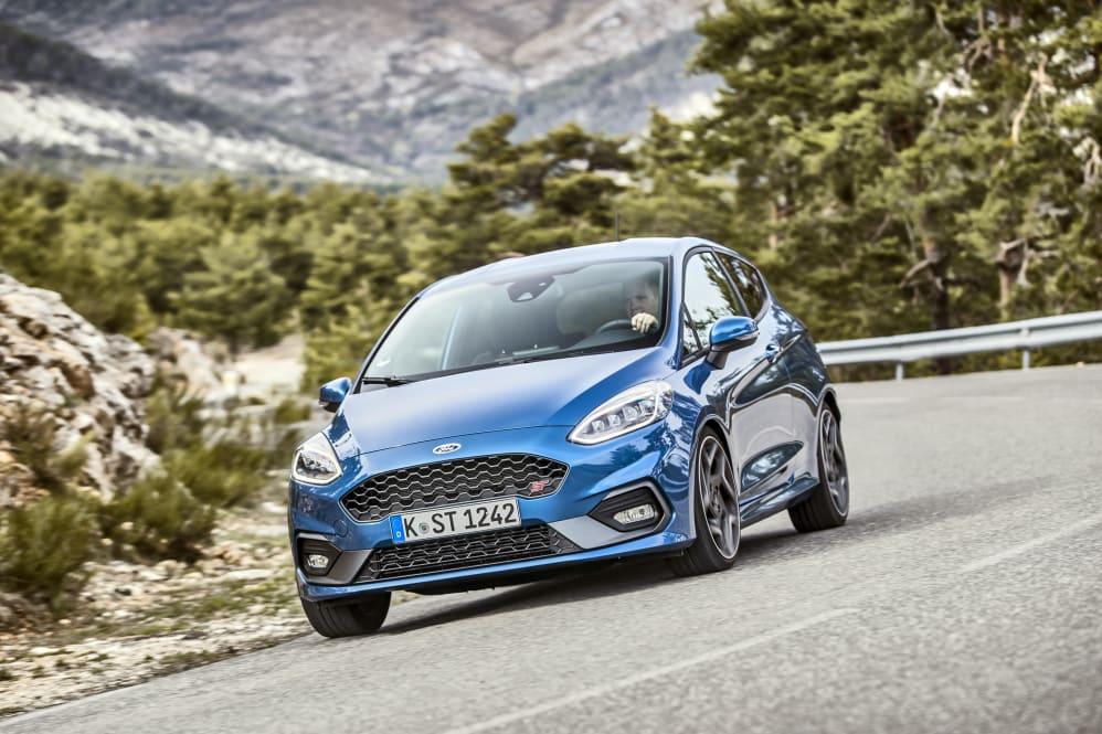 Der Neue Ford Fiesta St Eine Fahrspass Maschine Mit Intelligenter