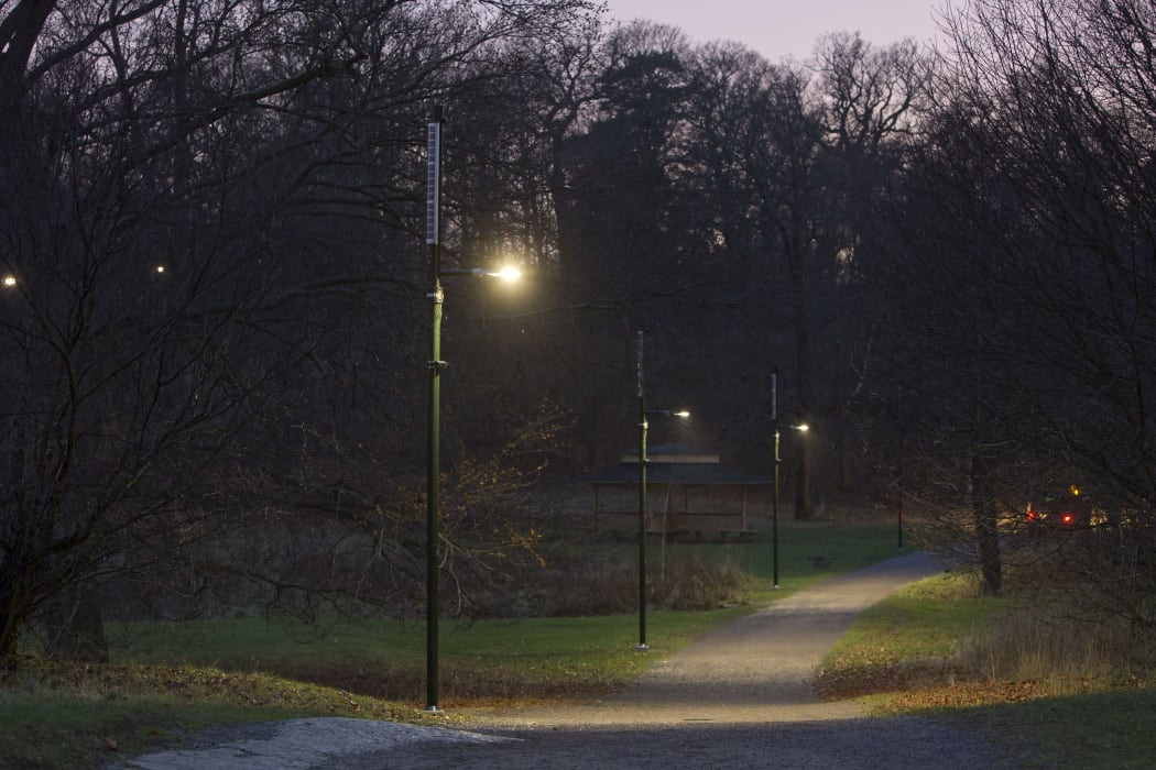Telenor Connexion Helps Leading Light Develop Smart Street