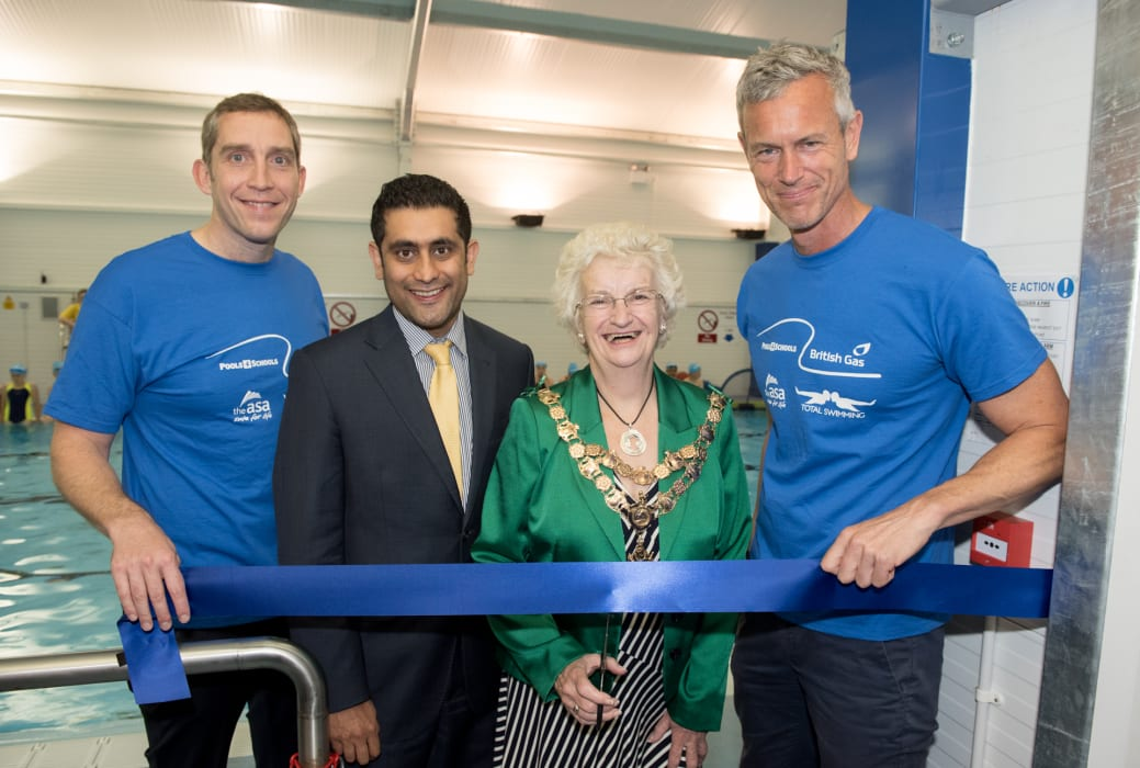 Now Open The New Radcliffe Leisure Centre Bury Council