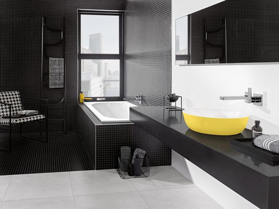 farbe im bad villeroy boch. Black Bedroom Furniture Sets. Home Design Ideas