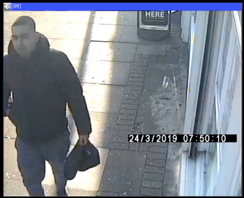 Appeal to identify two men following shooting incident in Tower Hamlets