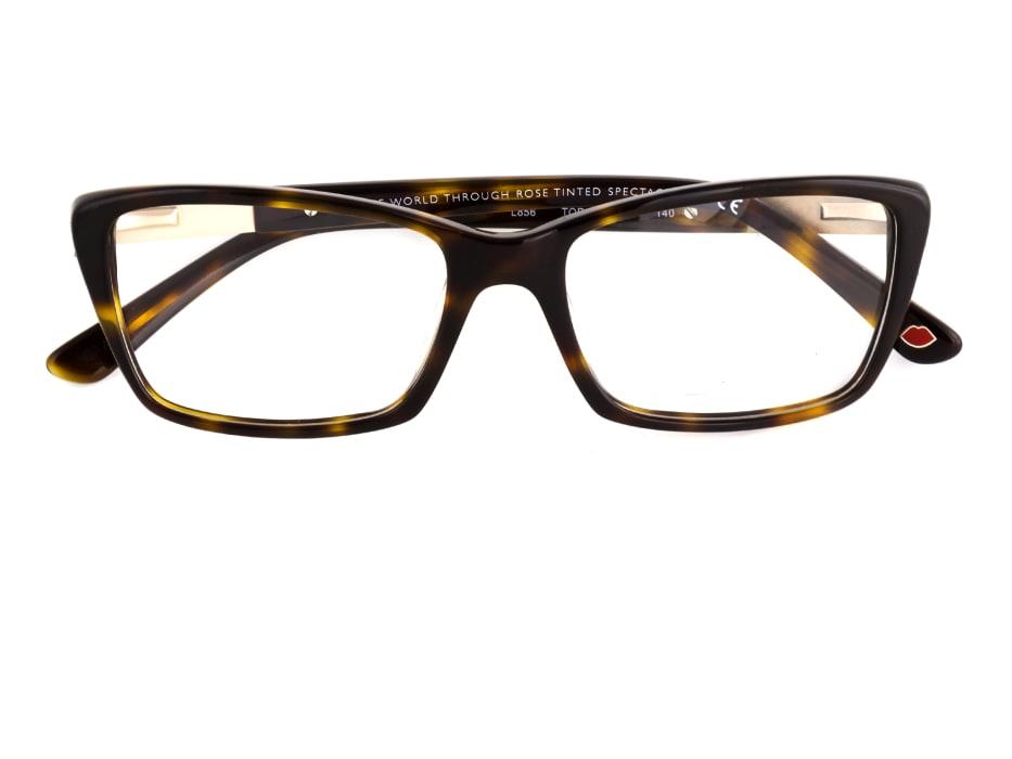 renowned designer lulu guinness launches iconic eyewear