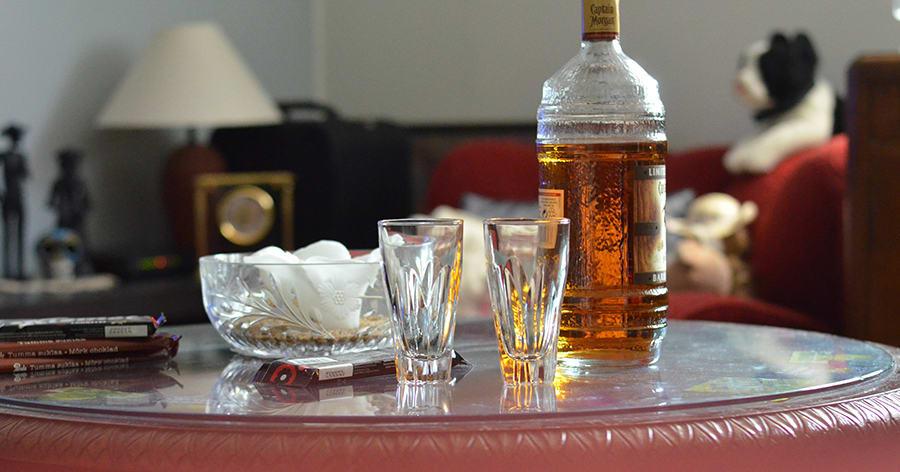Alkoholin Käyttö