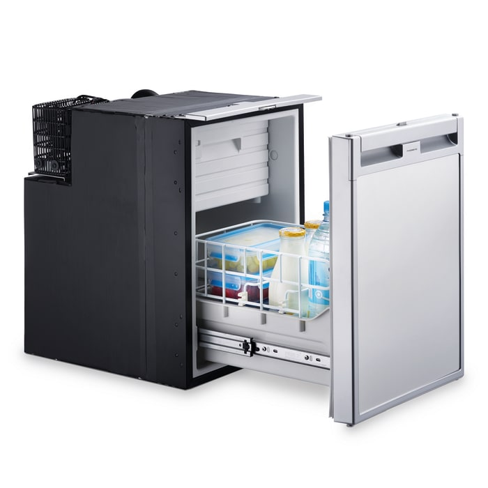 Dometic cannes dometic lance le coolmatic crx65d le - Refrigerateur avec freezer ...