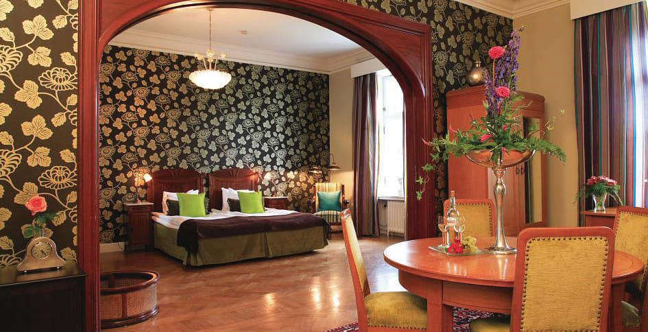 Bjertorp slott r best historic countryside hotel of for Best countryside hotels