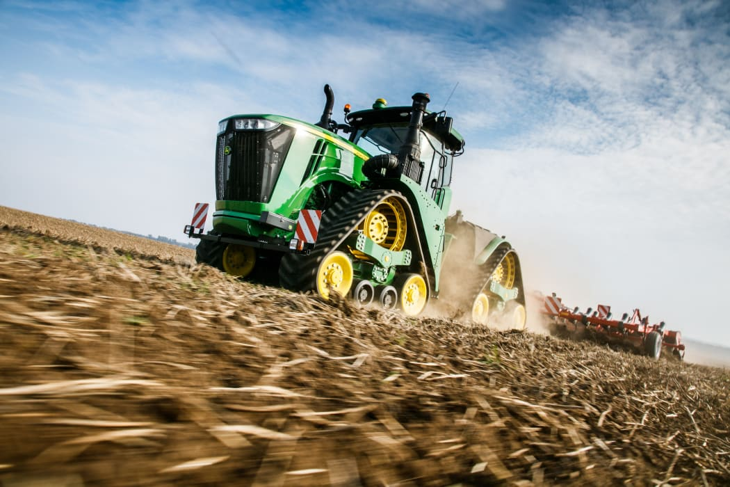 deere company Deere & co manufactures and distributes a complete line of equipment used in agriculture, construction the company also provides credit and other services to customers around the world.