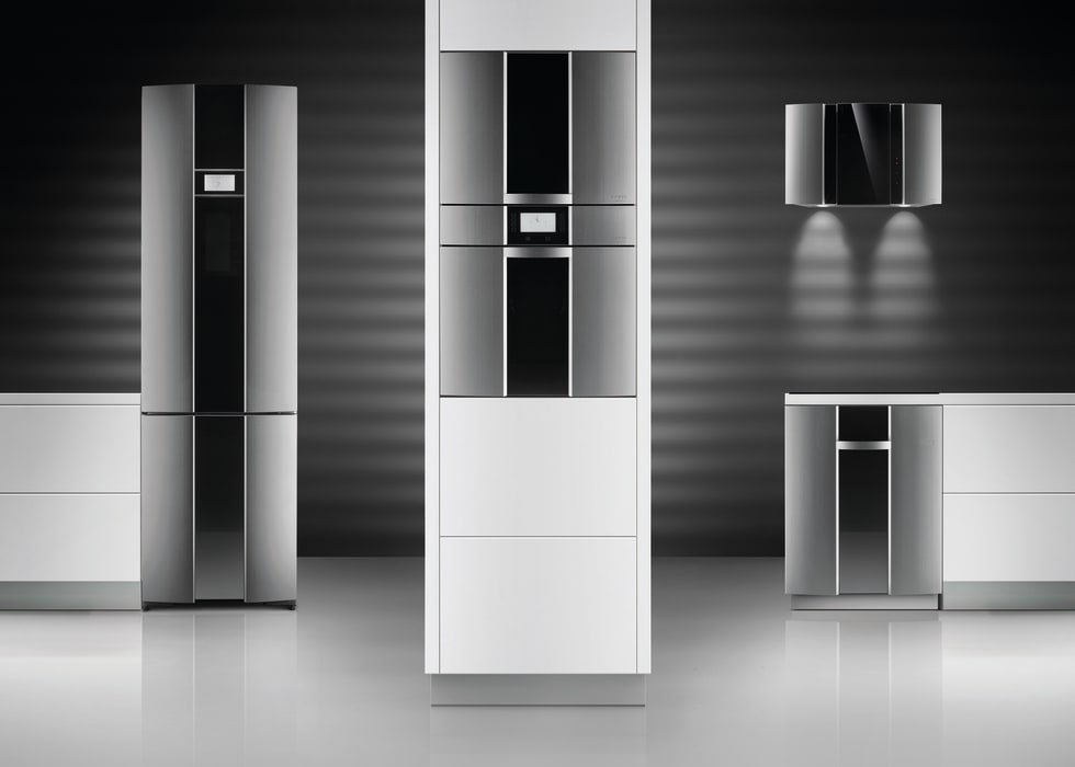 pininfarina steel gorenje. Black Bedroom Furniture Sets. Home Design Ideas