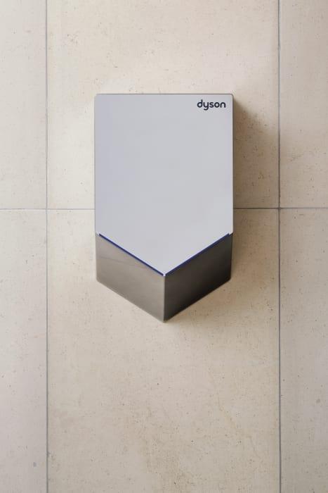 dyson airblade v h ndetrockner dyson. Black Bedroom Furniture Sets. Home Design Ideas