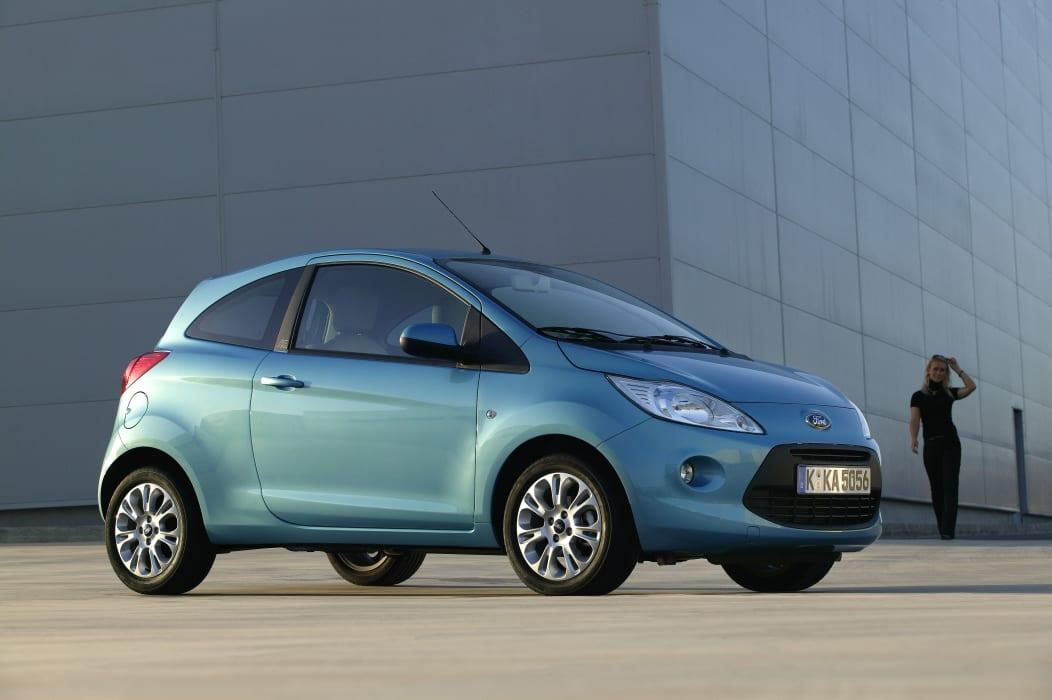 Ny bil? Ford Ka fra kun 65.990 kroner - Ford Motor Company