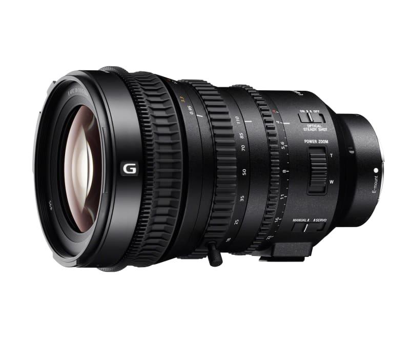 Sony announces 18-110mm Super 35mm/APS-C lens - Photo Review