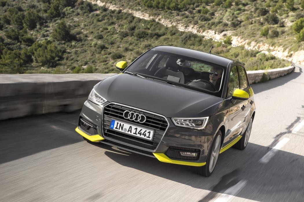 Image Result For Audi A Sportback Nano Grey